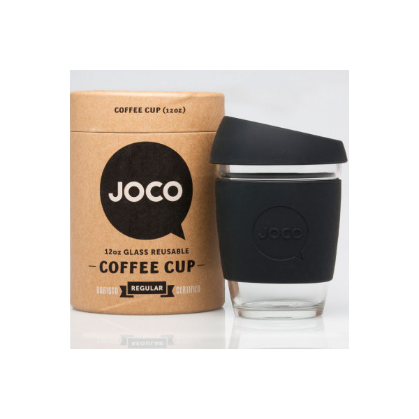 JOCO coffee cup - black